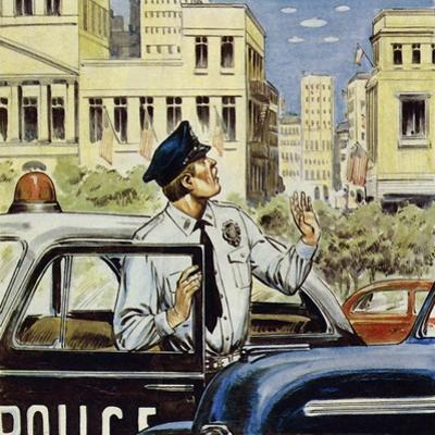 Portland Was Pestered for a Whole Day in 1947 by Alberto Salinas