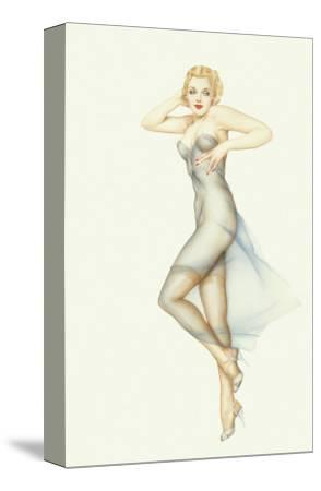 Varga Girl, November 1940 by Alberto Vargas