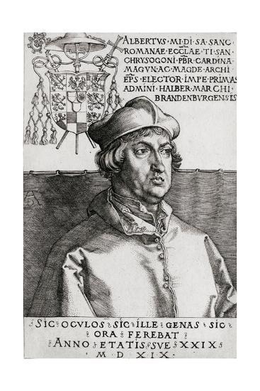 Albertus Magnus-Albrecht D?rer-Giclee Print