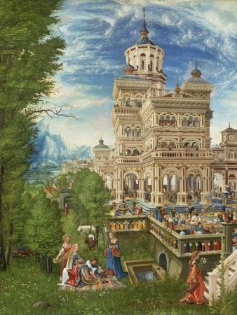 Susanna in the Bath, 1526