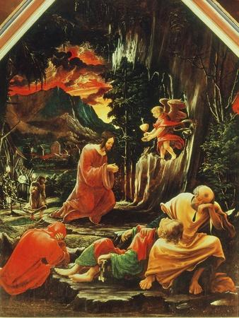 The Agony in the Garden, from the St. Florian Altarpiece, c.1515