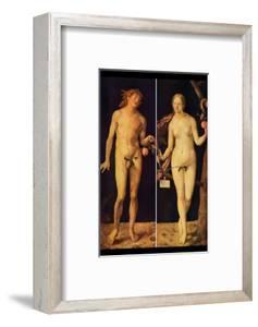 Adam and Eve by Albrecht D?rer