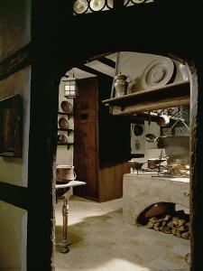 Albrecht Duerer's Kitchen by Albrecht D?rer