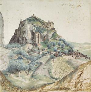 Arco, 1495 by Albrecht D?rer