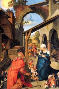 Birth of Christ by Albrecht D?rer