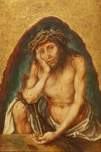 Christ, Man of Sorrows, C. 1493 by Albrecht D?rer