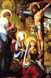 Christ on the Cross by Albrecht D?rer