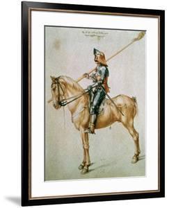 Duke of Buckingham, 1498, German School by Albrecht D?rer