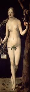 Eve, 1507, German School by Albrecht D?rer