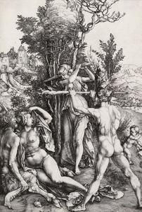 Hercules, or the Effects of Jealousy by Albrecht D?rer