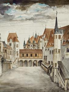 Innsbruck (Austria), 1495 by Albrecht D?rer