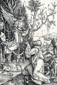Joachim and the Angel, 1506 by Albrecht D?rer