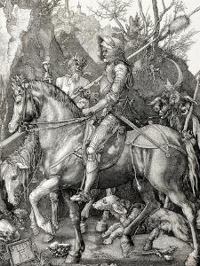 Knight, Death, and the Devil by Albrecht D?rer