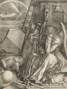 La Mélancolie by Albrecht D?rer