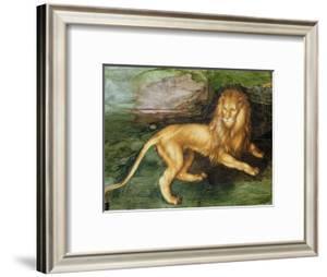Lion by Albrecht D?rer