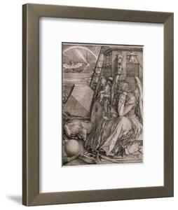 Melancholia, 1513 by Albrecht D?rer