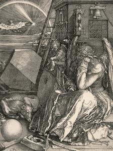 Melancholia I by Albrecht D?rer