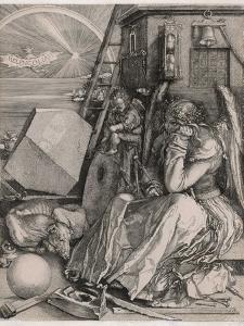 Melancholia by Albrecht D?rer