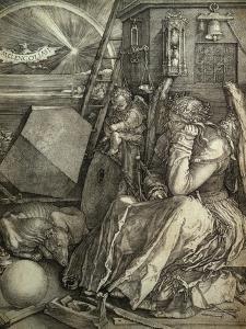 Melancolia by Albrecht D?rer