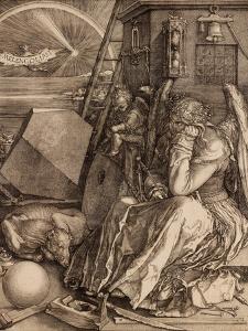 Melencolia I, 1514 by Albrecht D?rer