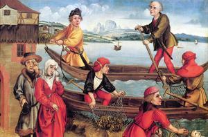 Miraculous Salvation of a Drowned Boy by Albrecht D?rer
