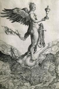 Nemesis or the Large Luck, 1502-1503 by Albrecht D?rer