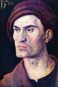 Portrait of a Young Man by Albrecht D?rer