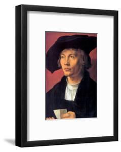 Portrait of Bernhard Von Reese by Albrecht D?rer