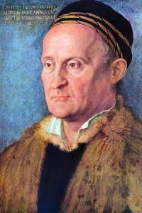 Portrait of Jacob Muffel by Albrecht D?rer