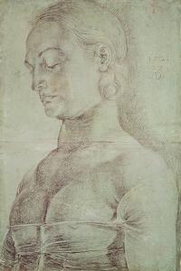 Saint Apollonia, 1521 by Albrecht D?rer