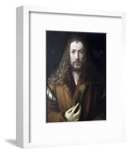 Self Portrait by Albrecht D?rer