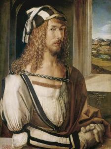 Self-Portrait by Albrecht D?rer