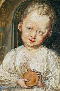 The Christ Child Holding the Orb, 1493 by Albrecht D?rer
