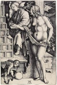The Dream, C. 1500 by Albrecht D?rer