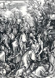 The Entombment, 1498 by Albrecht D?rer