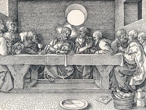 The Last Supper, 1523 by Albrecht D?rer