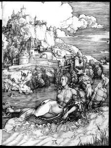The Sea Monster, 1498 by Albrecht D?rer