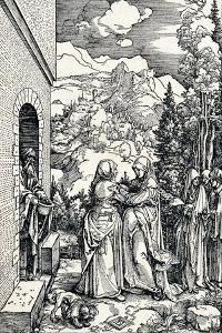 The Visitation, 1506 by Albrecht D?rer