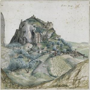Vue du Val d'Arco by Albrecht D?rer