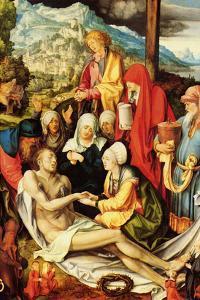 Weeping for Christ by Albrecht D?rer