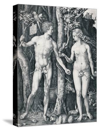 Adam and Eve, 1504