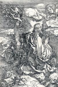 Agony in the Garden, 1515 by Albrecht Dürer