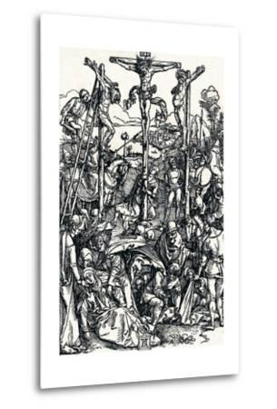 Calvary with the Three Crosses, 1504