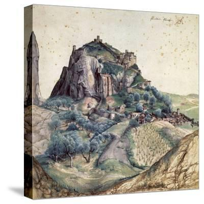 Castle and Town of Arco, 1495