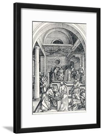Christ Among the Doctors, 1506