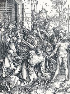Christ Bearing the Cross, 1498 by Albrecht Dürer