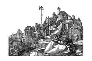 Germany Nurnberg by Albrecht Dürer