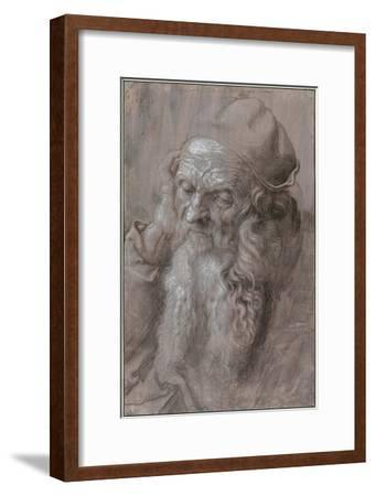 Head of an Old Man, 1521