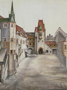 Innsbruck, Austria, 1495 by Albrecht Dürer