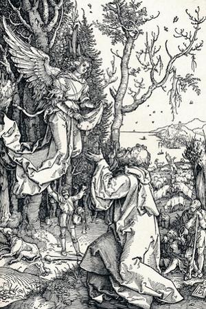 Joachim and the Angel, 1506